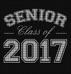 Senior Class of 2017 Crochet Pattern